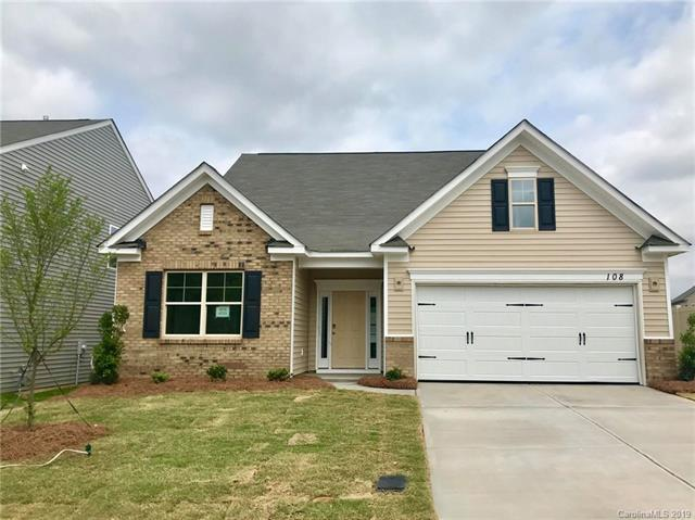 108 Toxaway Street Lot 73, Mooresville, NC 28115 (#3491452) :: MartinGroup Properties