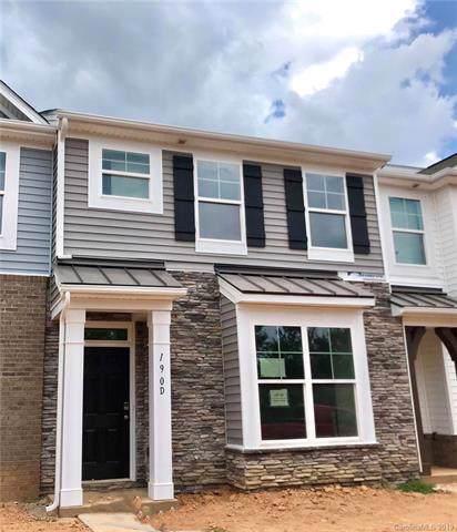190 Waterlynn Ridge Road D, Mooresville, NC 28117 (#3492078) :: LePage Johnson Realty Group, LLC