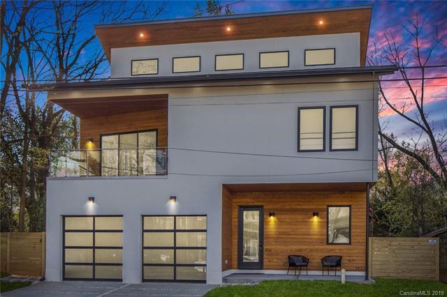 3222 N Mcdowell Street N, Charlotte, NC 28205 (#3492112) :: LePage Johnson Realty Group, LLC