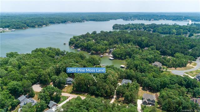 6905 Pine Moss Lane #85, Lake Wylie, SC 29710 (#3492180) :: Stephen Cooley Real Estate Group