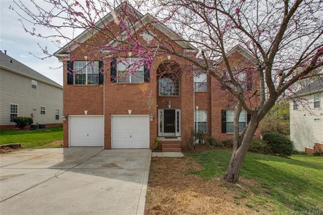 1848 Briarcrest Drive NW, Charlotte, NC 28269 (#3492882) :: Team Honeycutt