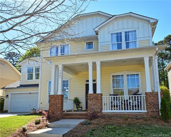 7807 Chaddsley Drive, Huntersville, NC 28078 (#3492923) :: MartinGroup Properties