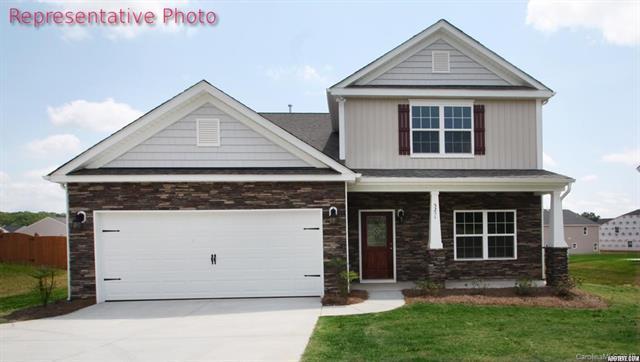3215 Hawksbill Street SW Lot 52, Concord, NC 28027 (#3493170) :: MartinGroup Properties