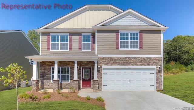 3219 Hawksbill Street SW Lot 53, Concord, NC 28027 (#3493172) :: MartinGroup Properties