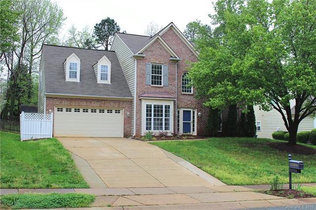 15816 Gathering Oaks Drive, Huntersville, NC 28078 (#3493239) :: The Sarver Group