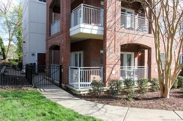 1829 Kenilworth Avenue #105, Charlotte, NC 28203 (#3493365) :: Roby Realty