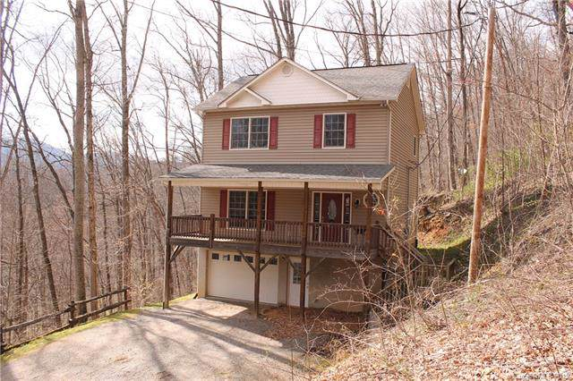 1133 Utah Mountain Road, Waynesville, NC 28785 (#3493431) :: Keller Williams Professionals