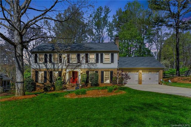 7622 Quail Hill Road, Charlotte, NC 28210 (#3493722) :: High Performance Real Estate Advisors
