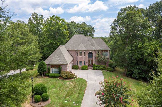 121 Salem Village Court, Clemmons, NC 27012 (#3494303) :: Robert Greene Real Estate, Inc.