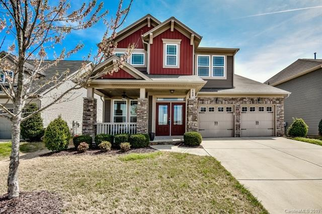 190 Silverspring Place, Mooresville, NC 28117 (#3494850) :: Caulder Realty and Land Co.