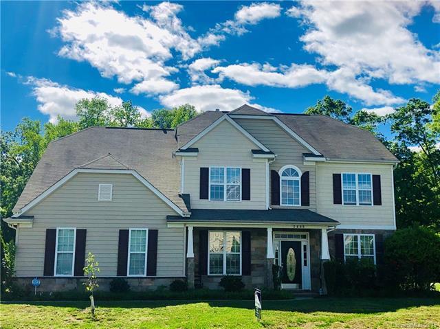 2800 Gilead Lane, Waxhaw, NC 28173 (#3494982) :: High Performance Real Estate Advisors