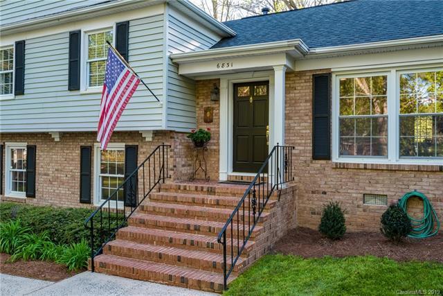 6831 Candlewyck Lane, Charlotte, NC 28226 (#3495001) :: MECA Realty, LLC