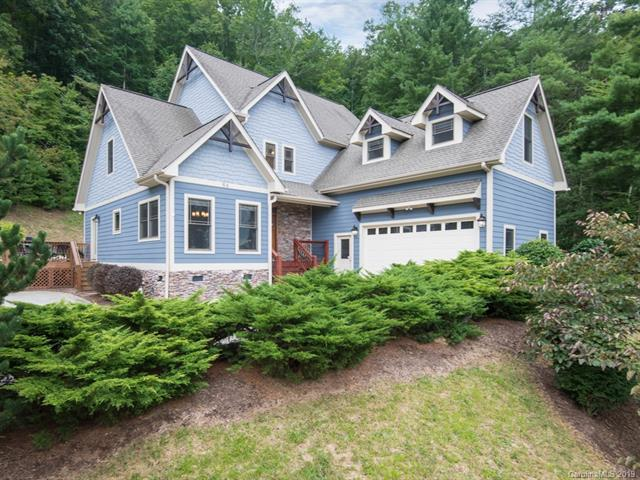 64 Village Pointe Lane, Asheville, NC 28803 (#3495198) :: High Performance Real Estate Advisors