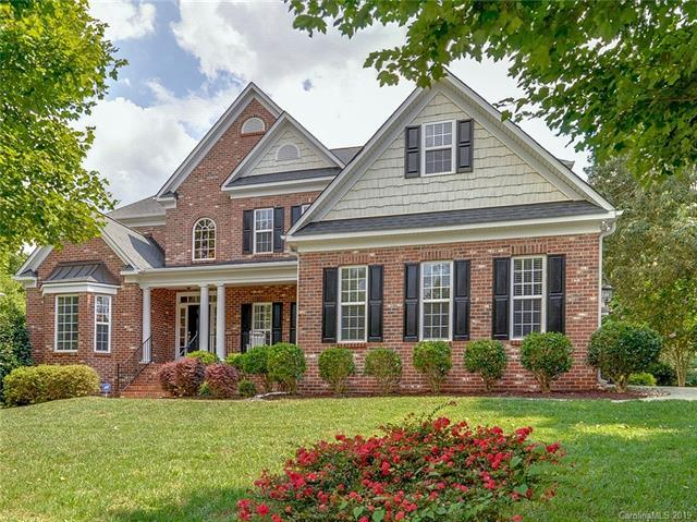 4013 Whitaker Place, Waxhaw, NC 28173 (#3495943) :: High Performance Real Estate Advisors