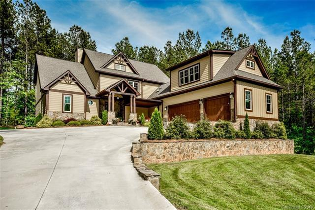 151 Winding Shore Road #17, Troutman, NC 28166 (#3496180) :: Caulder Realty and Land Co.