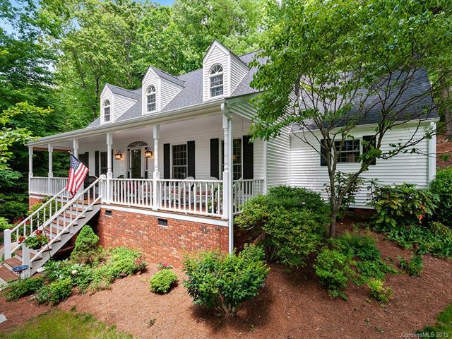 20 Bent Oak Lane, Asheville, NC 28803 (#3496467) :: Homes Charlotte