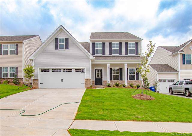 204 Fesperman Circle #158, Troutman, NC 28166 (#3496862) :: LePage Johnson Realty Group, LLC