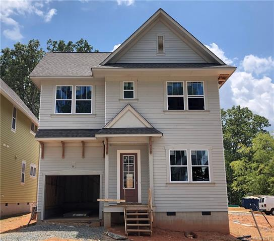 5214 Kelly Street Lot 4, Charlotte, NC 28205 (#3497049) :: High Performance Real Estate Advisors