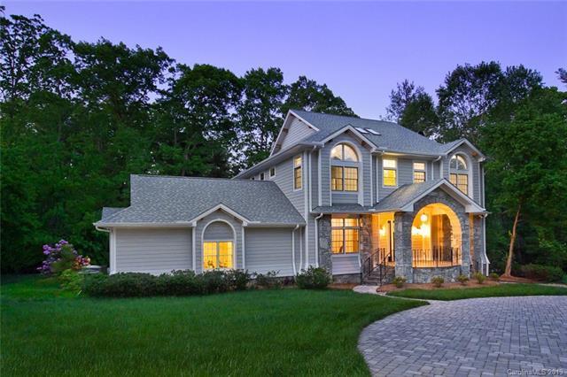1 Cedar Chine Drive, Asheville, NC 28803 (#3497468) :: MartinGroup Properties