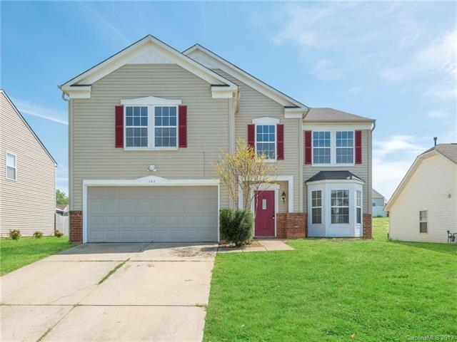 144 Farm Springs Drive, Mount Holly, NC 28120 (#3497507) :: Odell Realty