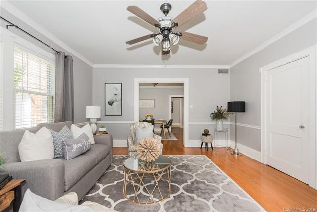 600 Walnut Avenue #1, Charlotte, NC 28208 (#3497720) :: Caulder Realty and Land Co.