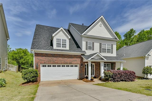 1215 Mountain Laurel Court, Stallings, NC 28104 (#3497765) :: Exit Mountain Realty