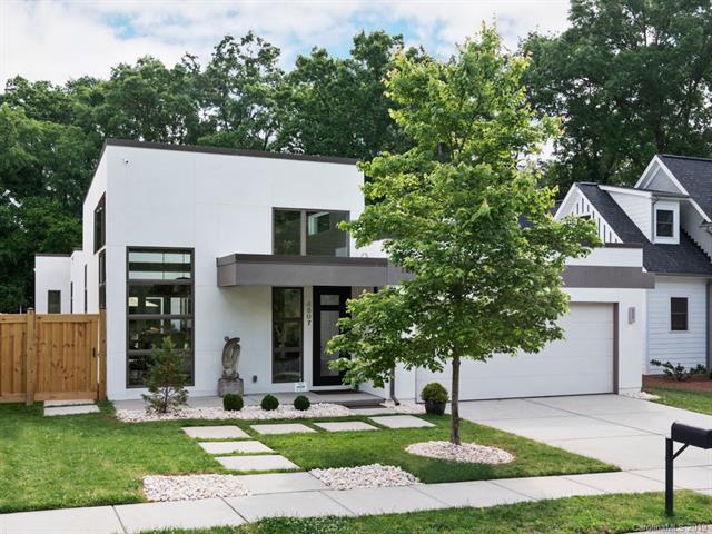 4607 Craig Avenue, Charlotte, NC 28211 (#3497814) :: Stephen Cooley Real Estate Group