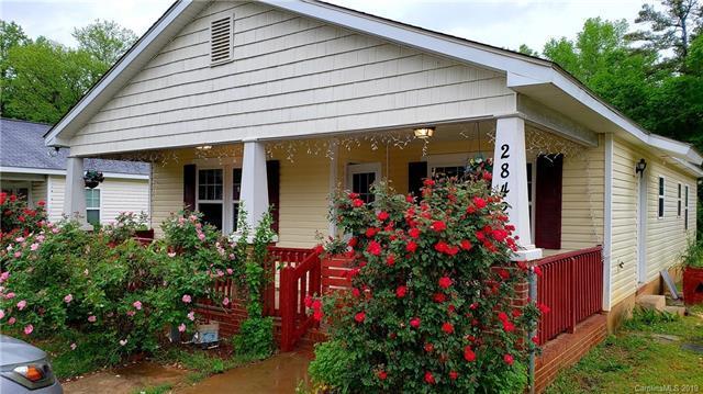 2842 Seymour Drive #38, Charlotte, NC 28208 (#3497895) :: Mossy Oak Properties Land and Luxury