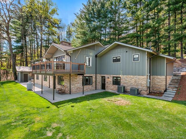 55 Scenic Circle, Waynesville, NC 28786 (#3498254) :: High Performance Real Estate Advisors