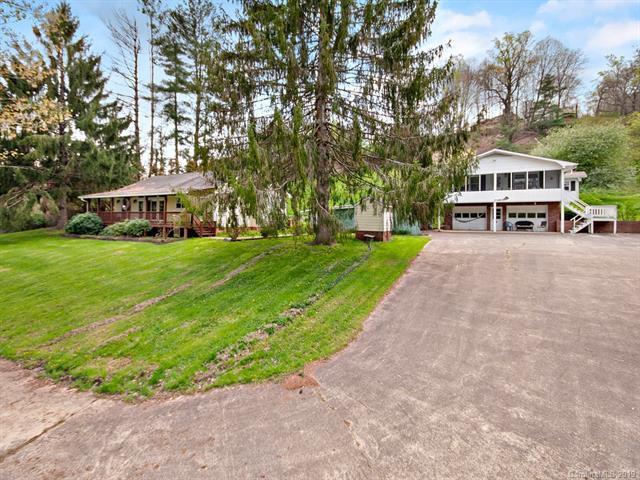 383 Heath Retreat Road, Waynesville, NC 28786 (#3498951) :: Keller Williams Professionals