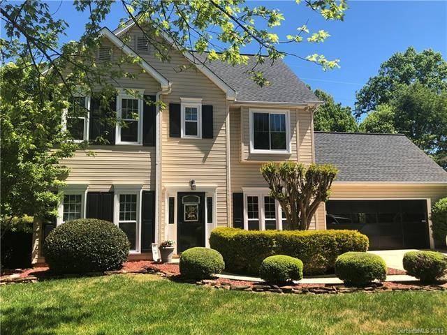 12412 Locust Grove Lane, Huntersville, NC 28078 (#3499043) :: Scarlett Real Estate
