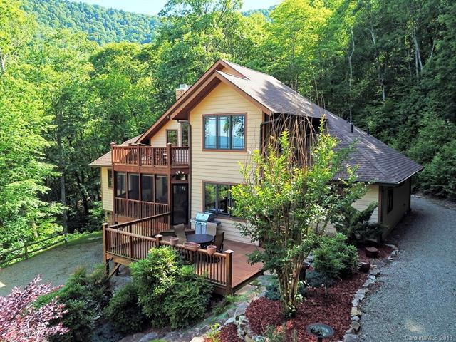 1581 Winding Creek Drive, Waynesville, NC 28786 (#3501179) :: Roby Realty