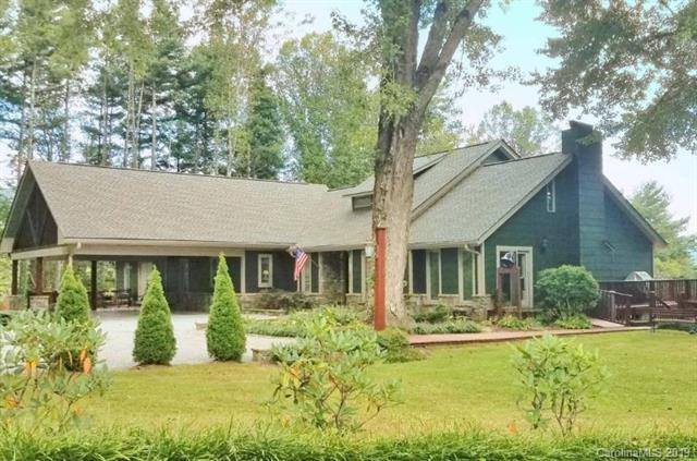 78 Whispering Pines Drive, Waynesville, NC 28786 (#3501229) :: High Performance Real Estate Advisors