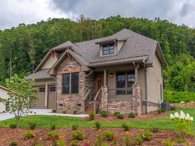 24 Peregrines Ridge Court #5, Fairview, NC 28730 (#3501334) :: Exit Realty Vistas
