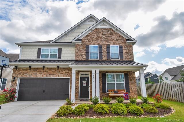 8821 Cantrell Way, Huntersville, NC 28078 (#3501393) :: LePage Johnson Realty Group, LLC