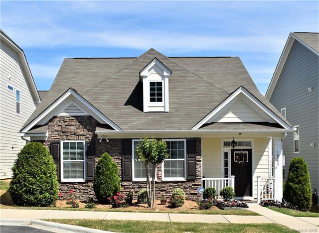16508 Landen Forest Lane, Davidson, NC 28036 (#3501474) :: MECA Realty, LLC