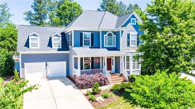 8641 Camberly Road, Huntersville, NC 28078 (#3501496) :: LePage Johnson Realty Group, LLC