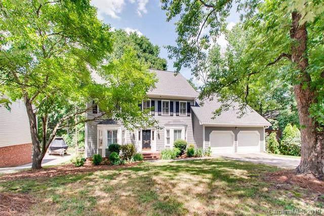 9515 Hanover South Trail, Charlotte, NC 28210 (#3502019) :: High Performance Real Estate Advisors