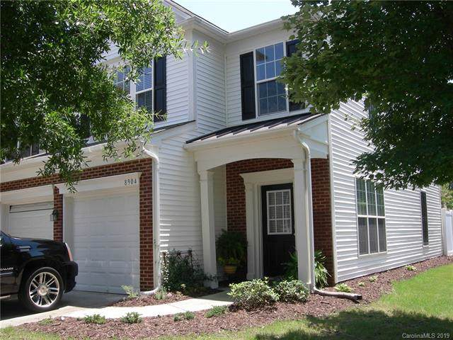 8904 Kirkley View Court #71, Charlotte, NC 28277 (#3502986) :: Besecker Homes Team