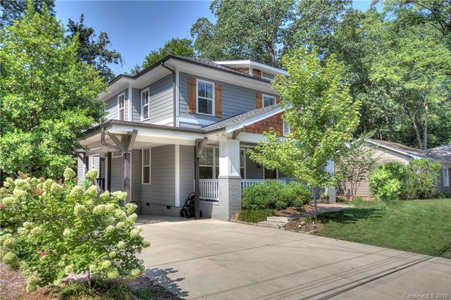 1536 Ideal Way, Charlotte, NC 28203 (#3503410) :: Caulder Realty and Land Co.