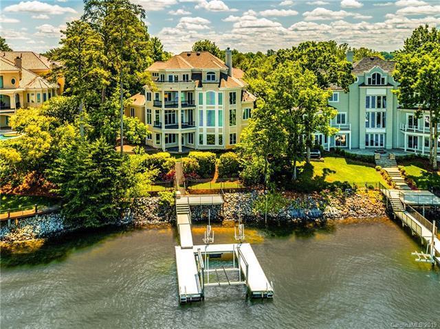 18121 Harbor Light Boulevard, Cornelius, NC 28031 (#3504261) :: Carlyle Properties