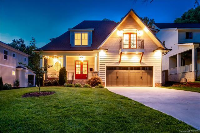 2811 Attaberry Drive, Charlotte, NC 28205 (#3505178) :: Stephen Cooley Real Estate Group