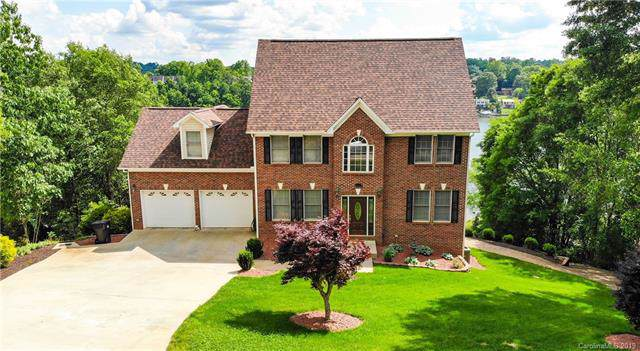 5727 Crown Terrace, Hickory, NC 28601 (#3505285) :: Carlyle Properties