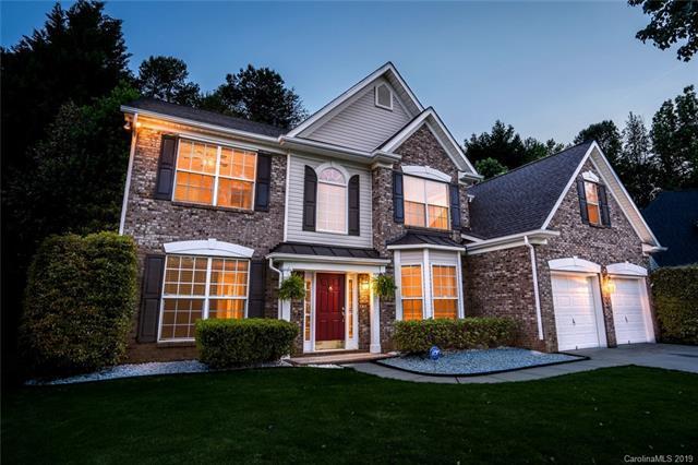 8804 St Brides Court, Huntersville, NC 28078 (#3505801) :: Cloninger Properties
