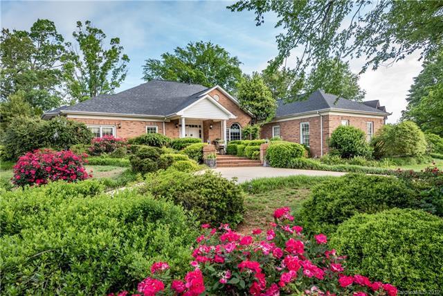 5400 Tanglewood Drive, Monroe, NC 28110 (#3505838) :: Robert Greene Real Estate, Inc.