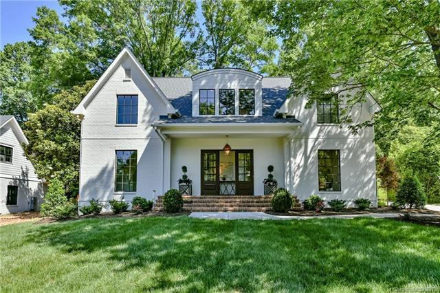 201 Heathwood Road, Charlotte, NC 28211 (#3506077) :: The Ramsey Group