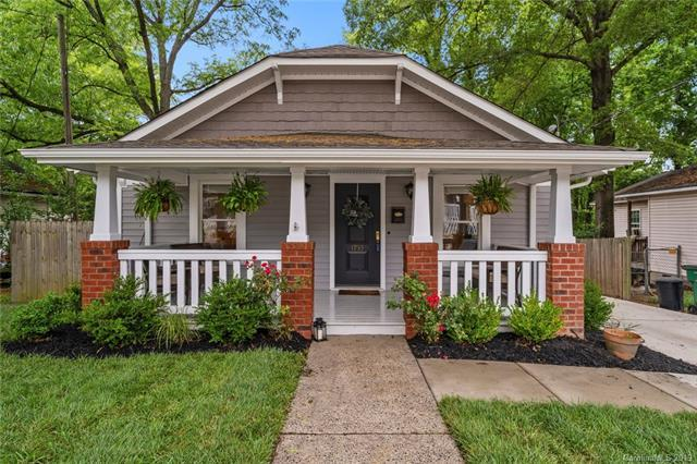 1733 Hawthorne Lane, Charlotte, NC 28205 (#3506812) :: LePage Johnson Realty Group, LLC