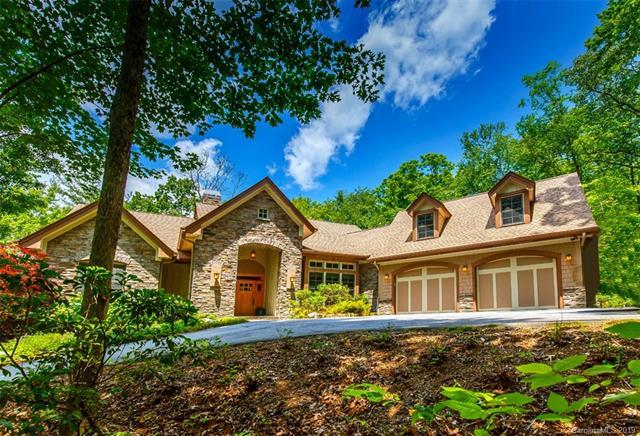 117 Sylvan Byway, Pisgah Forest, NC 28768 (#3507032) :: Charlotte Home Experts