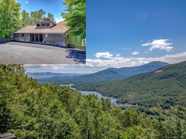 714 Youngs Mountain Drive, Lake Lure, NC 28746 (#3507138) :: Stephen Cooley Real Estate Group