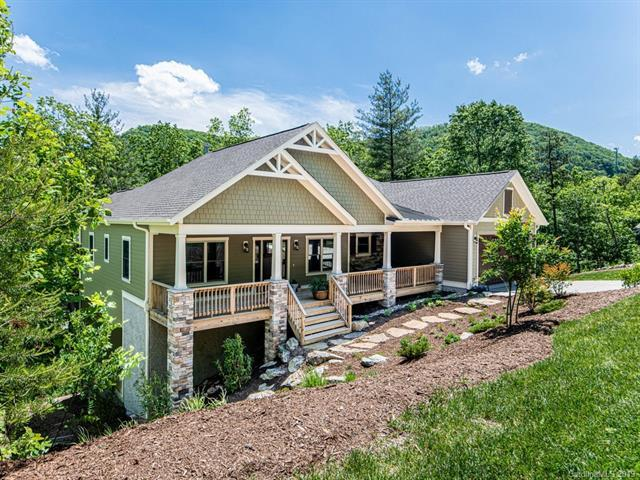 12 Sugarland Ridge Road, Fairview, NC 28730 (#3507315) :: Caulder Realty and Land Co.